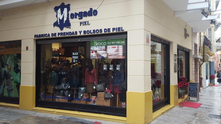 Tienda en Málaga. Calle de las Comedias, 14