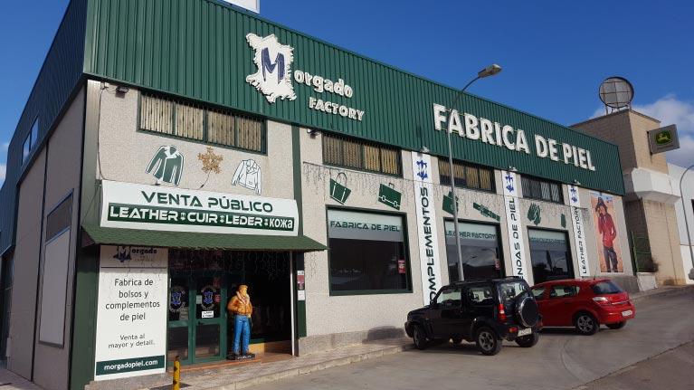 Fábrica y Tienda en Campillos. C/ Isaac Peral (Pol. Ind. Sotoluz), 9. Málaga